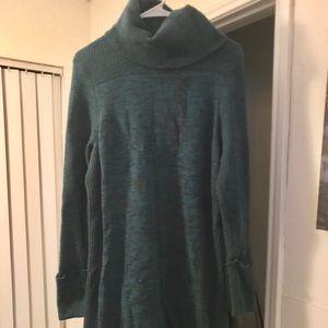 Lane Bryant sweater dress
